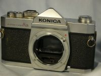 '   A3 ' KONICA AUTOREFLEX A3 SLR 35MM FILM CAMERA £6.99